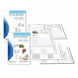 Dysleksja - karty pracy